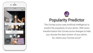 herramienta para medir en Instagram popularidad de fotos de servicio turístico