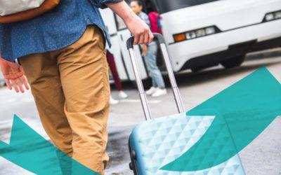 8 Estrategias de redes sociales para empresas turísticas de transportación durante el coronavirus